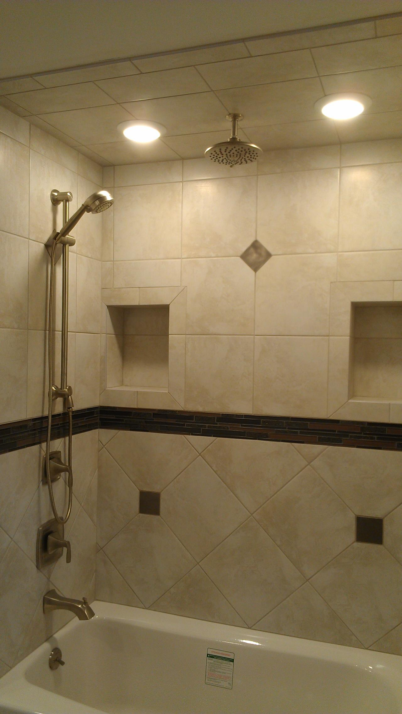 Nest Homes Construction Bathroom Make Over In Willoughby