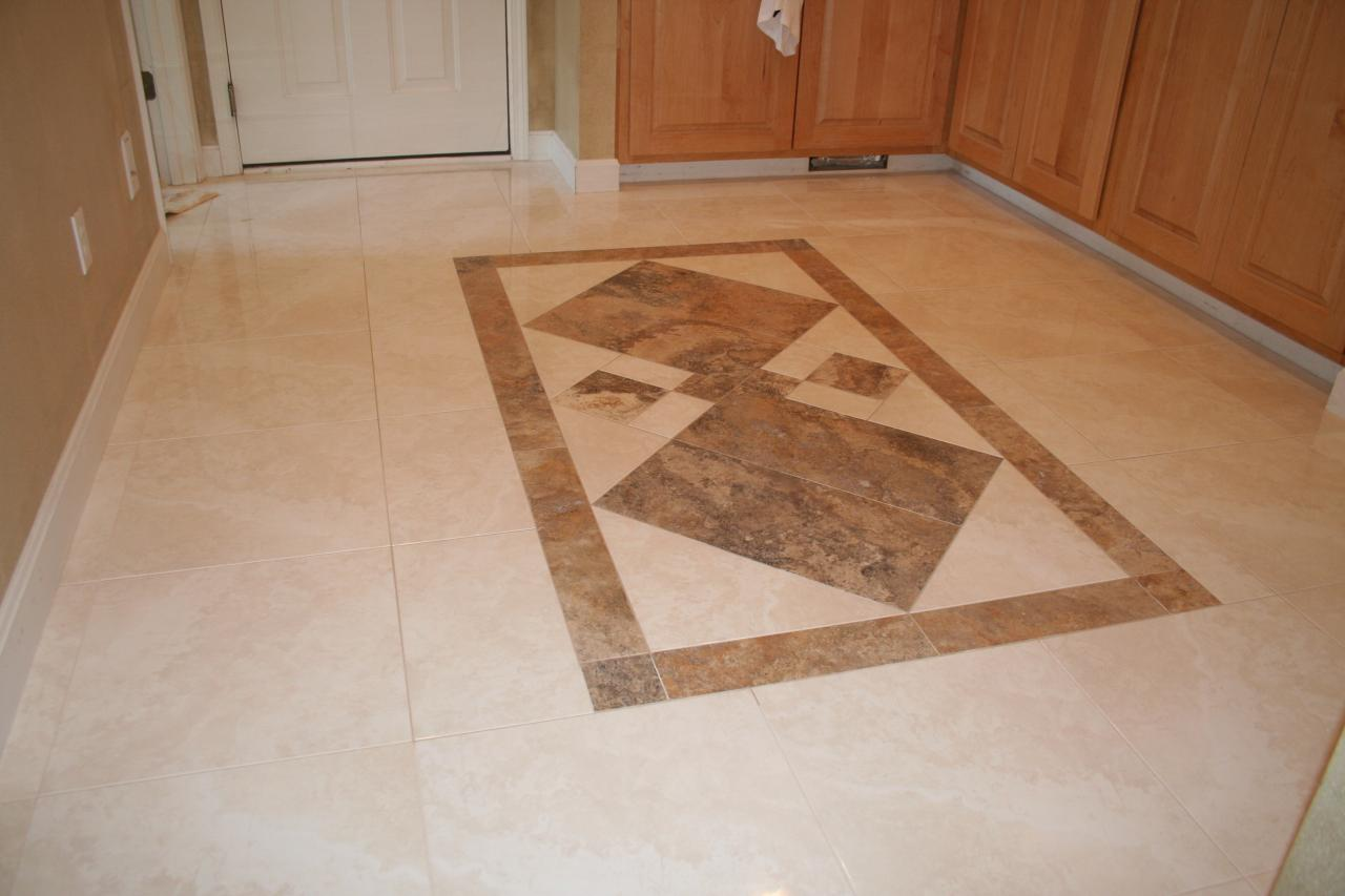Hallway With Small Travertine Designee
