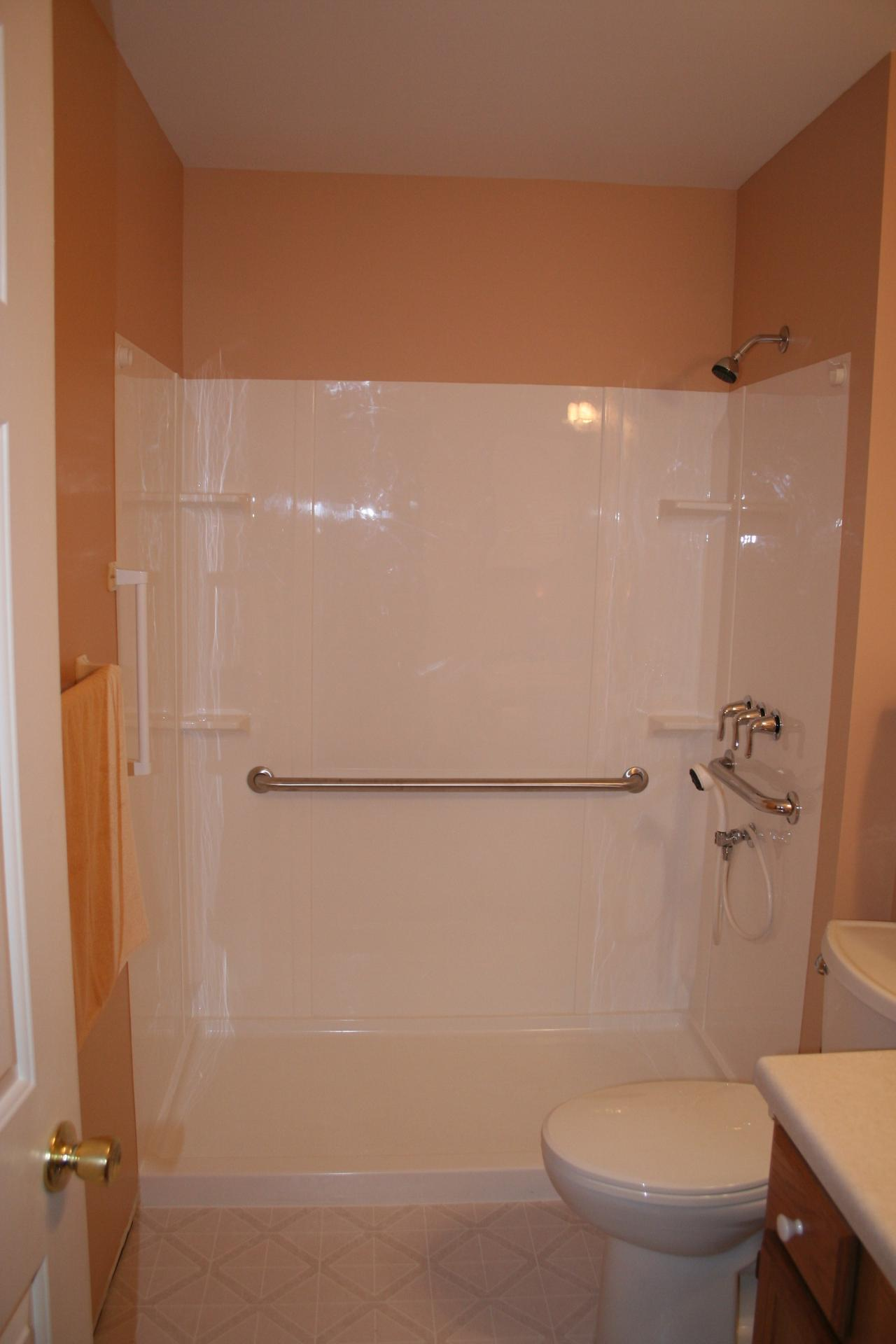 Awesome Fiberglass Shower Unit ...